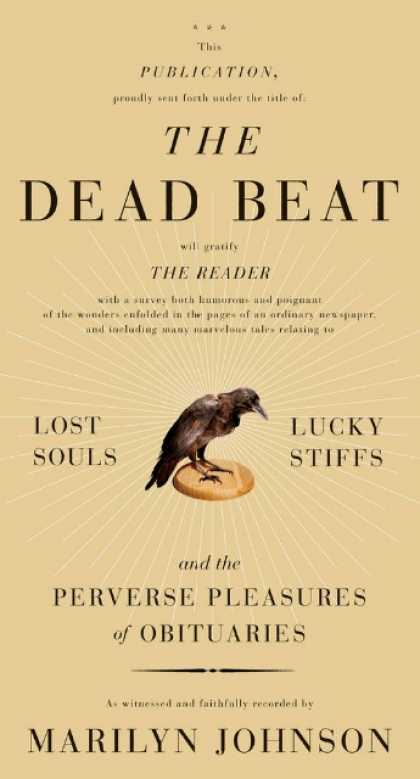 Greatest Book Covers - Dead Beat
