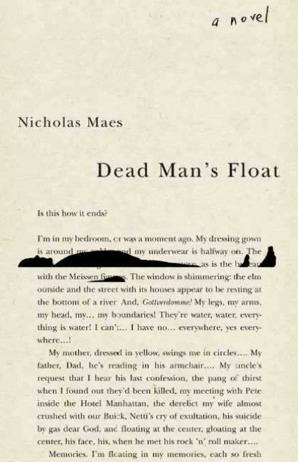 Greatest Book Covers - Dead Man's Float