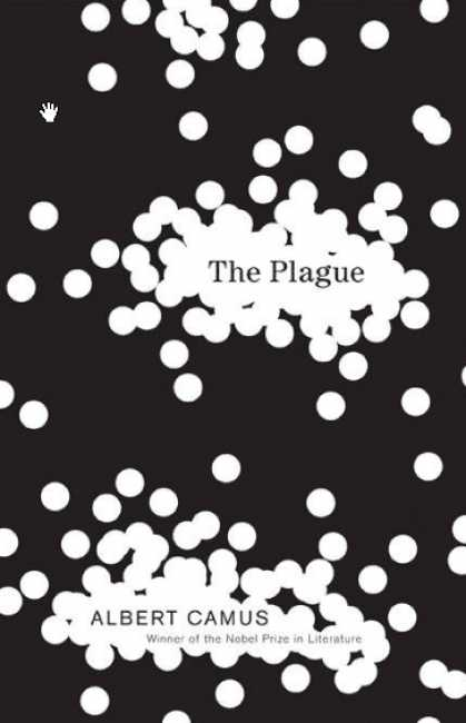 Greatest Book Covers - The Plague