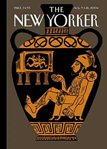 New Yorker 3600