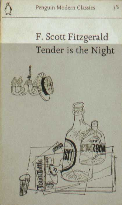 Penguin Books - Tender is the Night