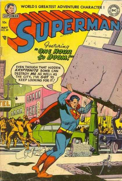 Superman Covers 50 99