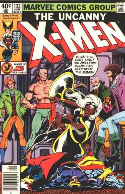 Uncanny X-Men 132 - John Byrne, Terry Austin