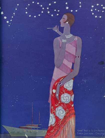 Vogue - July, 1926