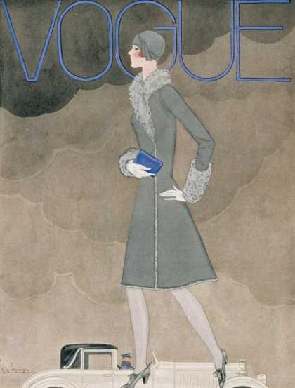 Vogue - October, 1928