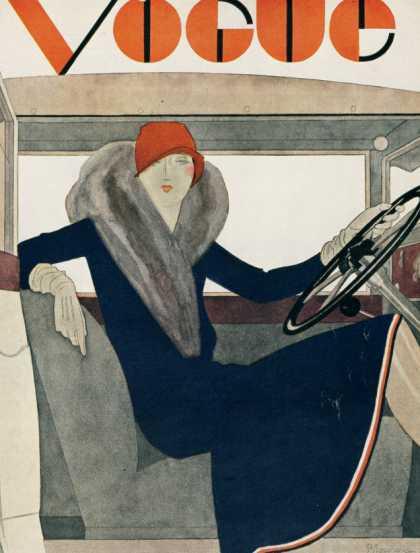 Vogue - March, 1929