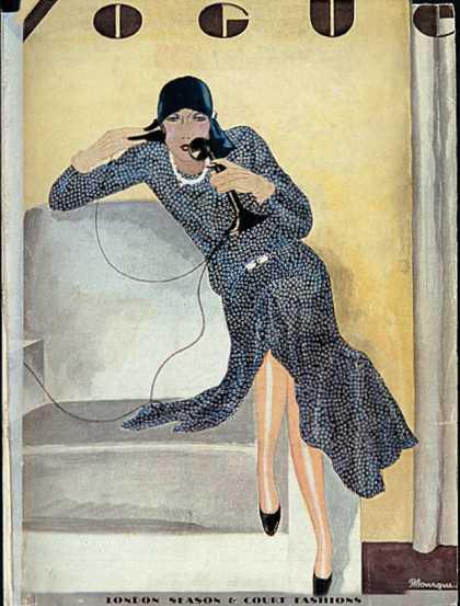 Vogue - May, 1929