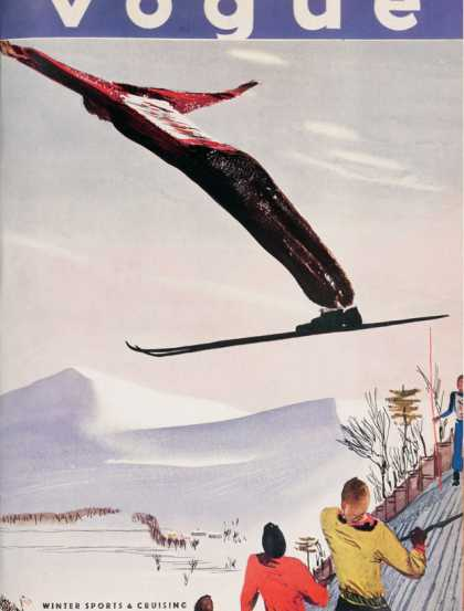Vogue - December, 1936