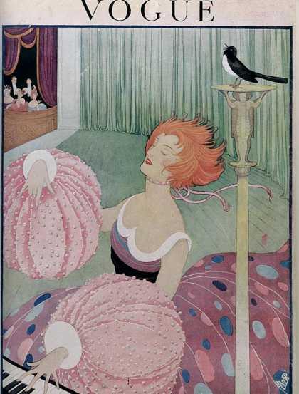Vogue - November, 1919