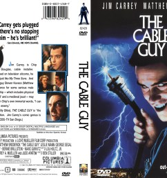to save right click on the cover below and choose save picture as cable guy the [ 3240 x 2175 Pixel ]