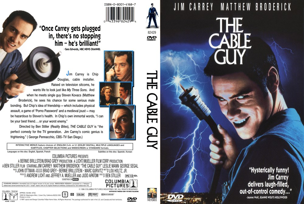 medium resolution of to save right click on the cover below and choose save picture as cable guy the