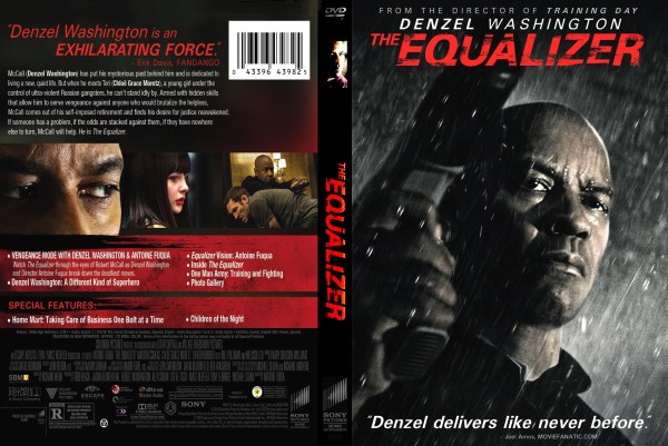 20 The Equalizer Dvd Cover 2 Pictures And Ideas On Meta Networks