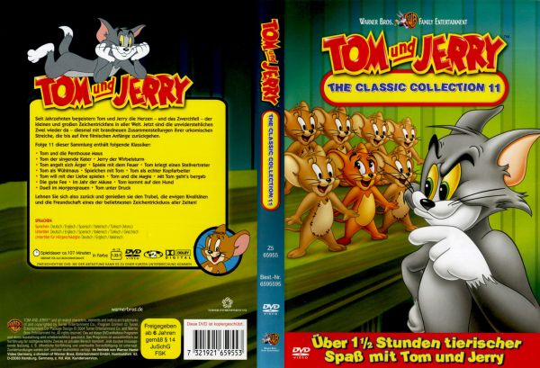 20 Tom And Jerry Collection Dvd Cover Pictures And Ideas On Weric