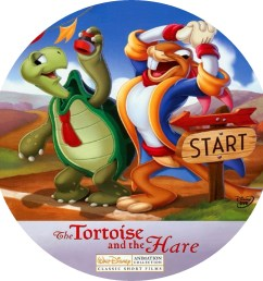 walt disney animation collection the tortoise and the hare 2009 ws r1 custom cd www freecovers net [ 1500 x 1500 Pixel ]