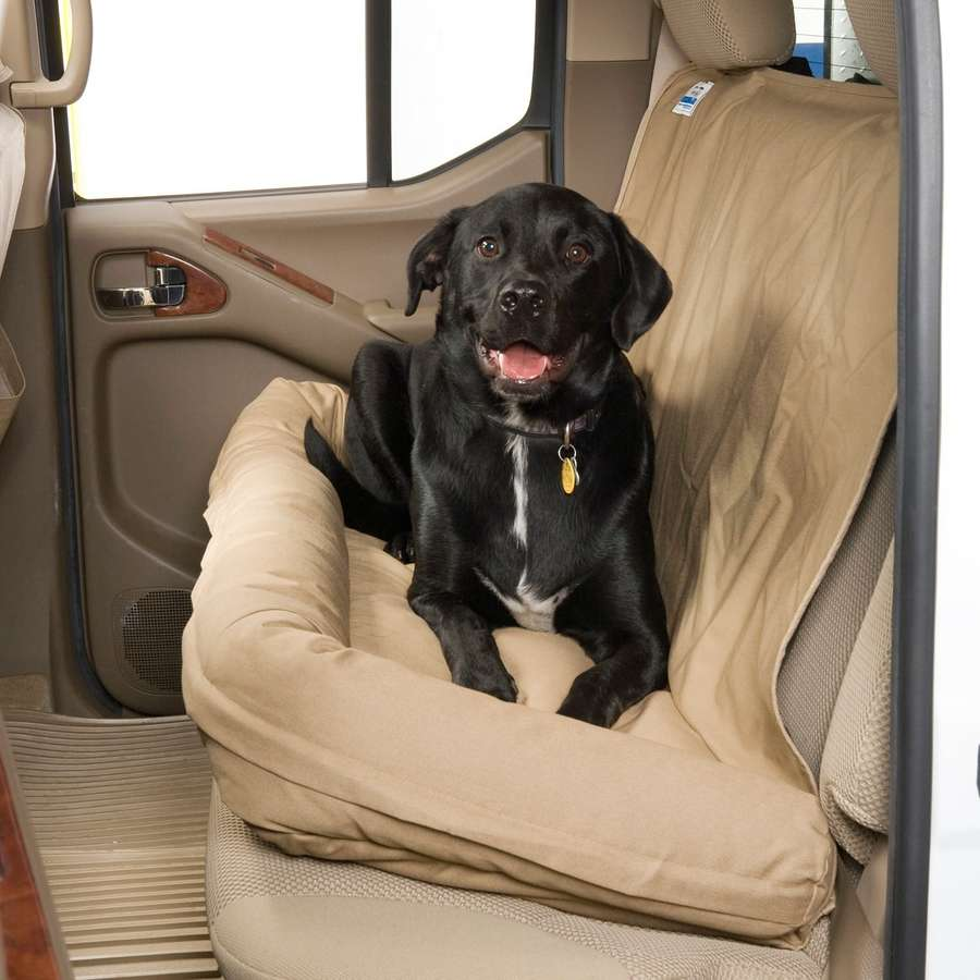 Back Seat Dog Bed Cover  Canine Seatcover  Covercraft
