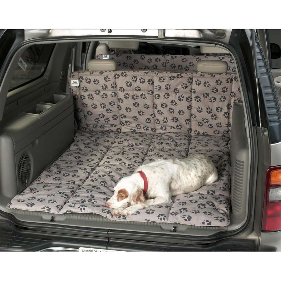 Canine Covers Paw Print Cargo Area Liner  Covercraft