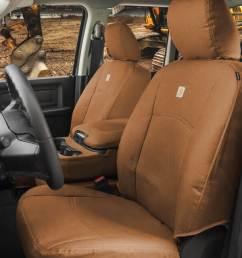carhartt duck weave seat covers [ 1280 x 640 Pixel ]