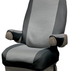 Rv Captain Chair Seat Covers Black Windsor Covercraft Seatglove