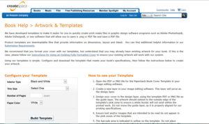 CreateSpace Cover Design using GIMP