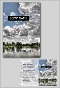cloudy cool book cover