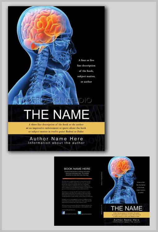 human body science book cover