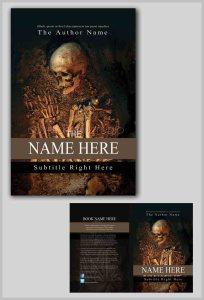 best book cover of skeleton grave
