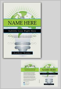 how to book cover lightbulb green