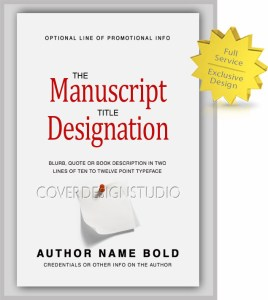 nonfiction book cover design