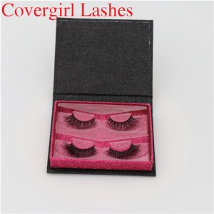 Lashes Factory Box With Your Own Logo