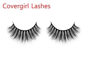 3D Mink Eyelashes Ella