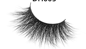 DH005 Hot Selling Big Eyelashes Mink Lashes Wholesale Vendor