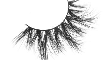 DH007 Hot Selling Big Eyelashes Mink Lashes Wholesale Vendor