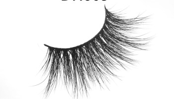 DH009 Hot Selling Big Eyelashes Mink Lashes Wholesale Vendor