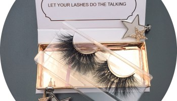Getting Ready For A Big Night Out? Try Amazing 3D Mink Lashes