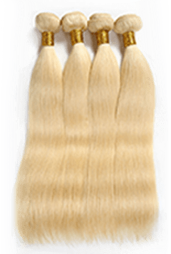 613 Straight Hair Bundles