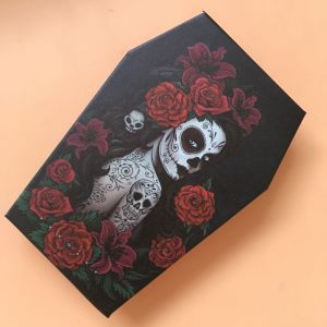 Halloween Custom Eyelash Packaging