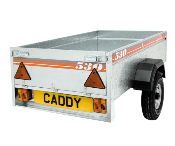 Caddy 530 trailer