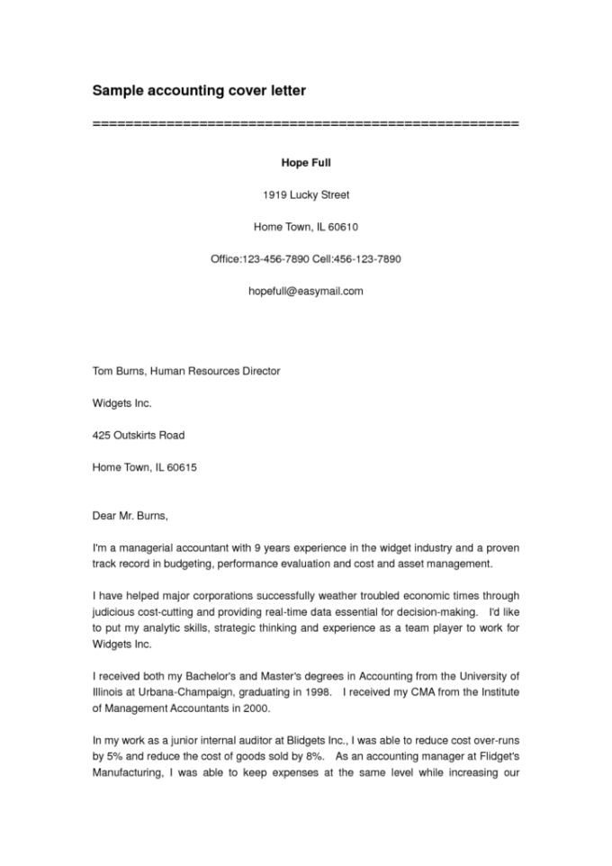 Tax Associate Cover Letter Bookkeeping Job Sample For Accounting Lexu Tk