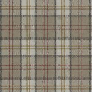 Highland Plaid - Caramel