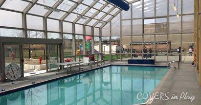 custom retractable pool enclosures