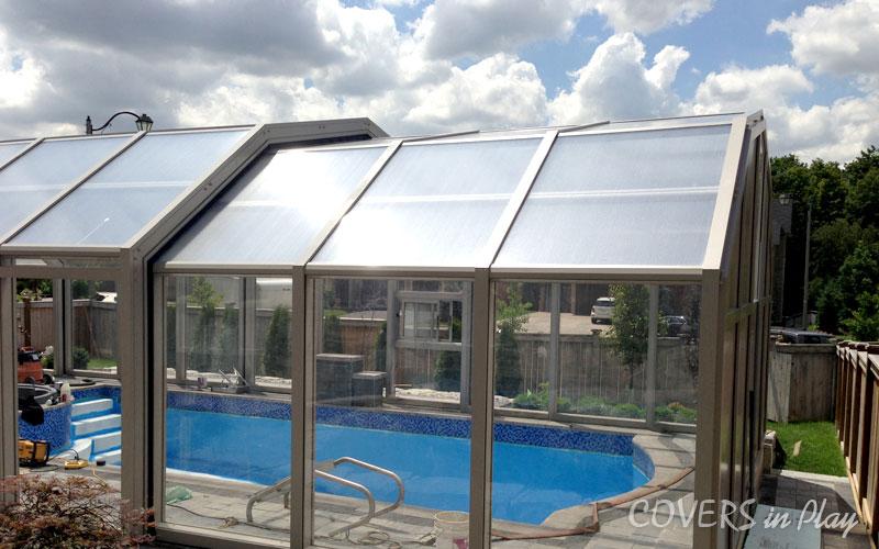 pool enclosures testimonials retractable