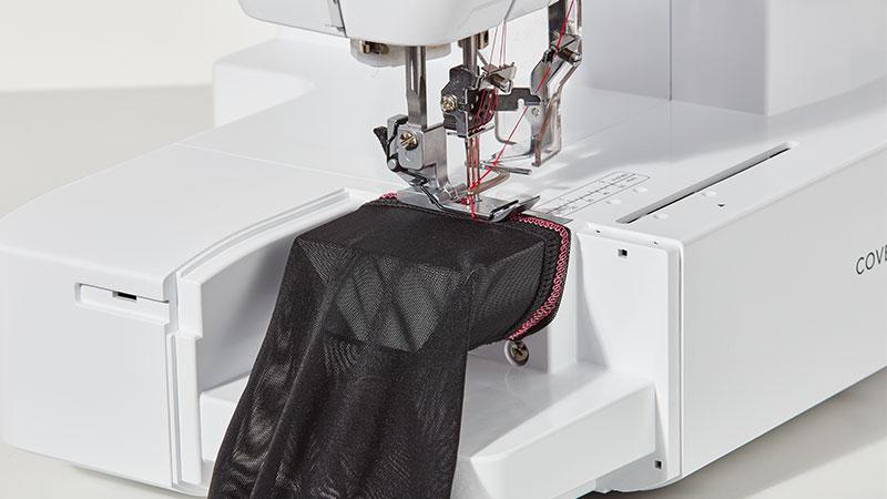 Máquina recubridora BROTHER CV3550 | GRUPO FB