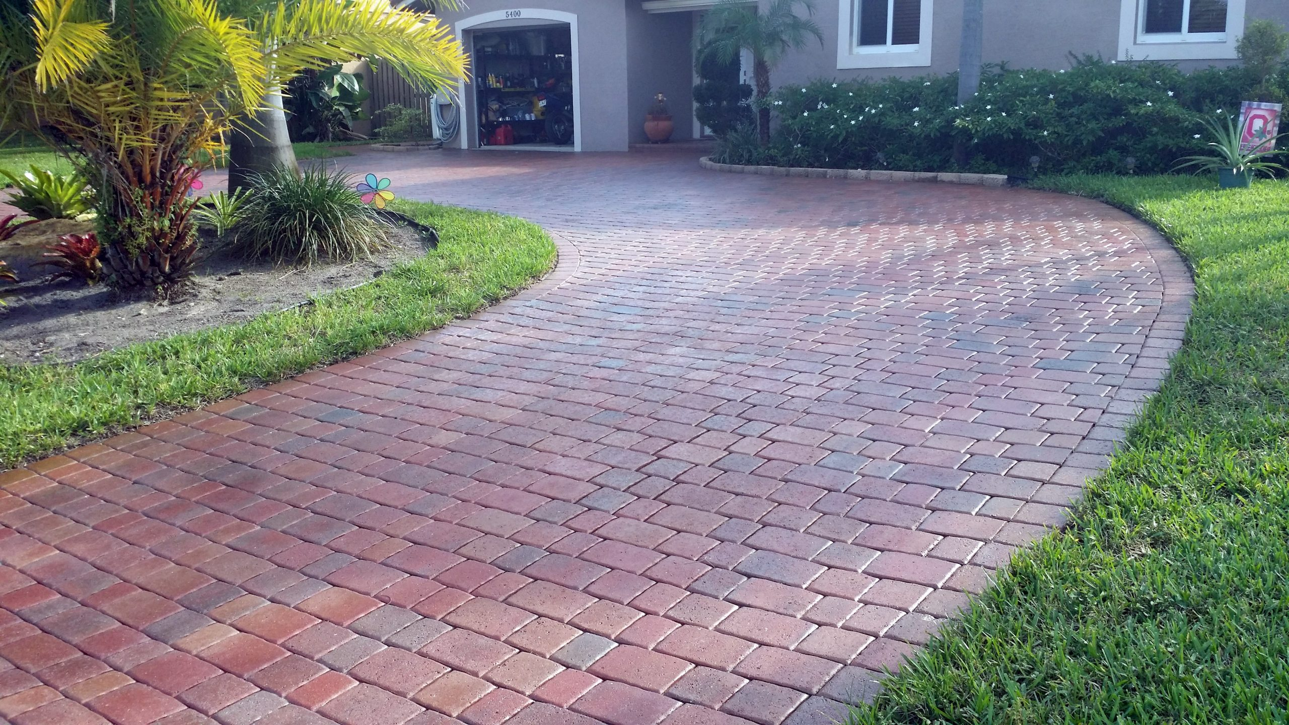 strongseal wetlook concentrated wet look paver sealer gloss finish