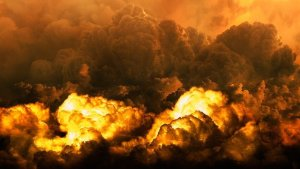 My Daily Prompt – Fire
