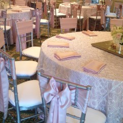 Spandex Chair Cover Rental Atlanta Covers Wedding Venue White Lust And Blush Satin Ups Linens