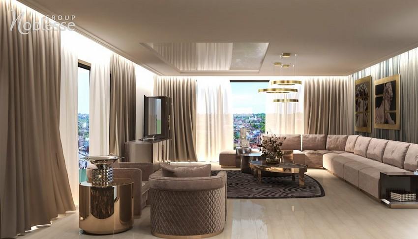 the best luxury showrooms in bucharest