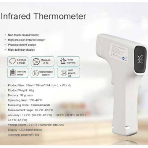Smart Infrarot Thermometer