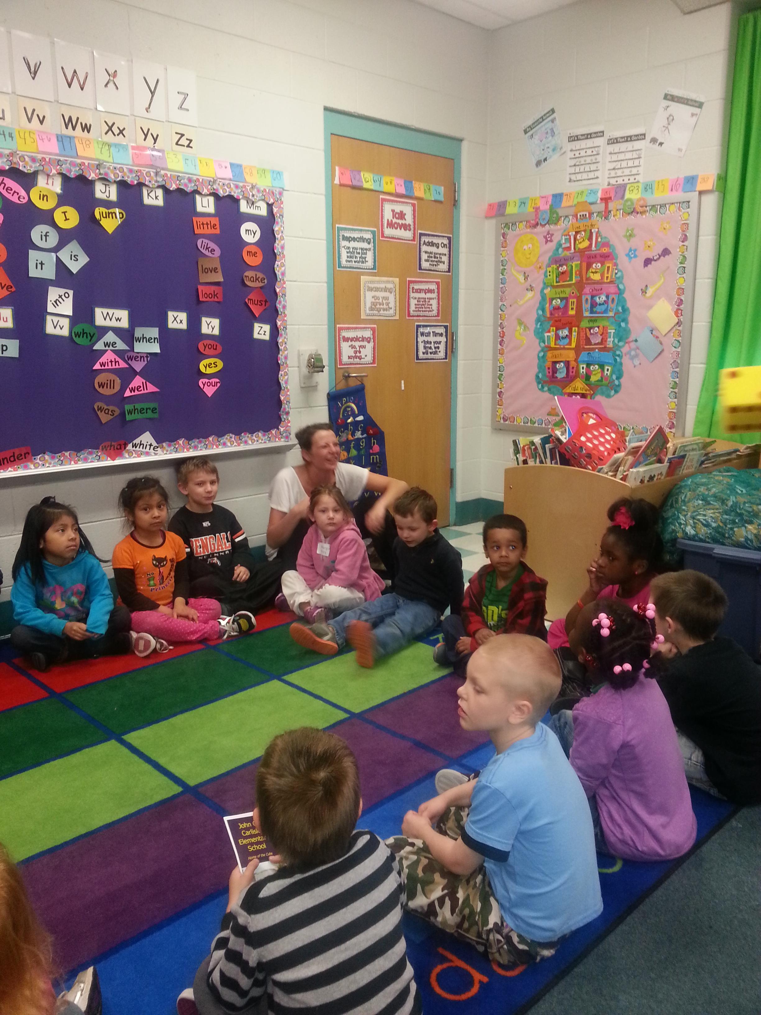 Kindergarten Registration Week April 3  7  John G