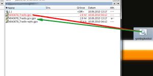 GCVote2GPX Screenshot