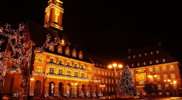 Rathaus Bottrop Title